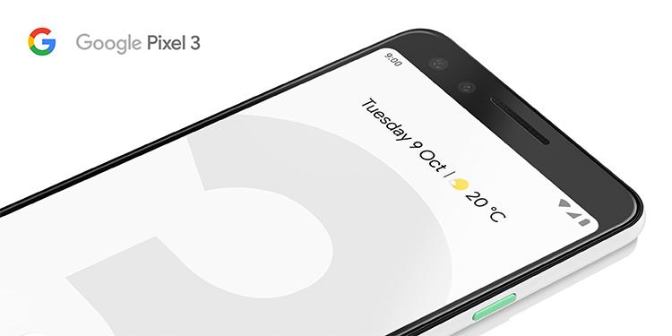 Pixel 3 & Pixel 3 XL, Phone by Google at Telstra