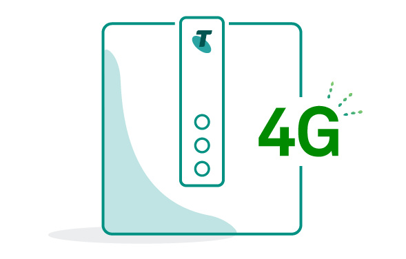 4g mobile network backup