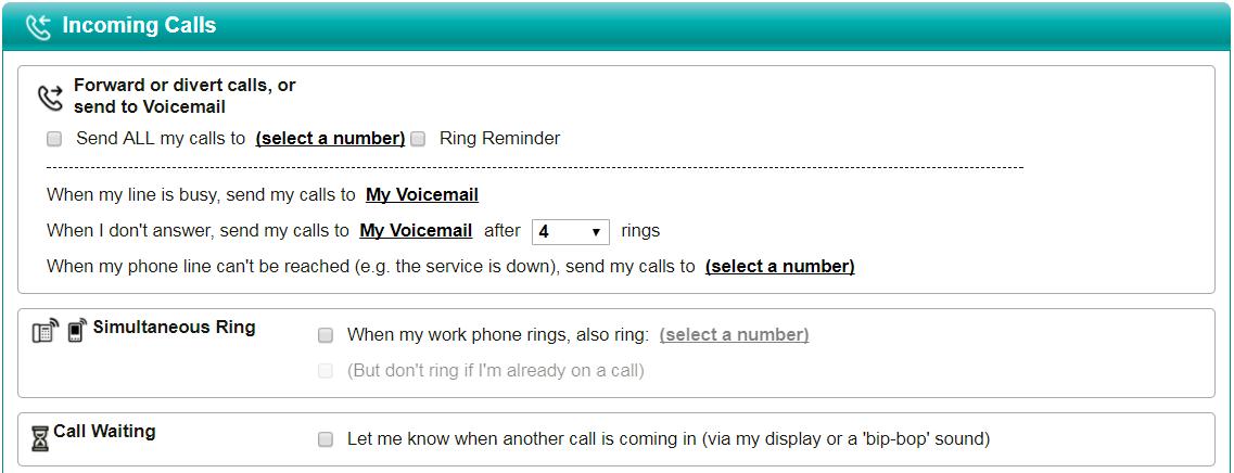 how do i customise my telstra business phone settings rh telstra com au Clip Art User Guide Online User Guide