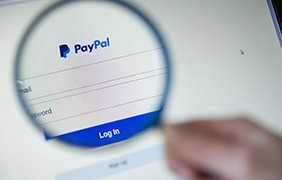 PayPal for online shopping